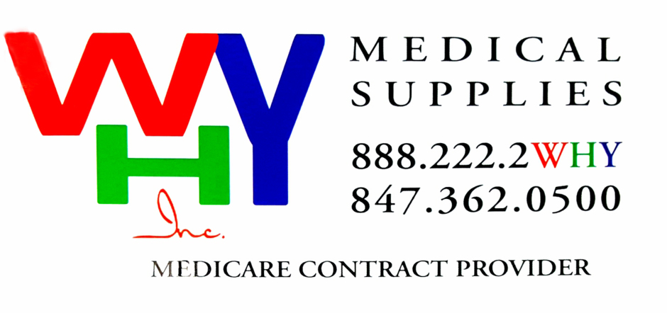 WHY Medical Supply - HOME